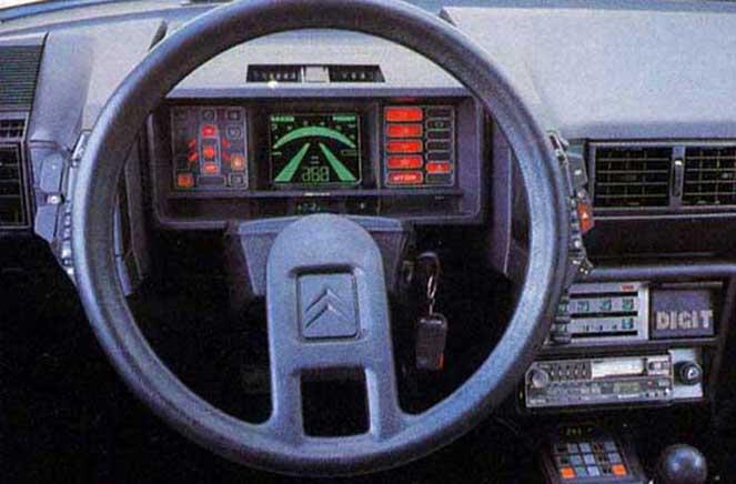 Citroen BX 19 Digit 1985