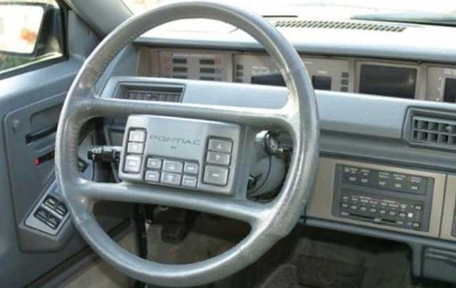 Pontiac 6000 STE 1982
