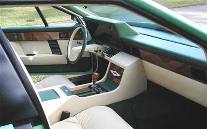 Aston Martin Lagonda 1982