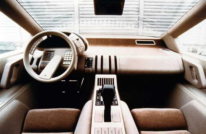 Citroen Xenia Concept 1981