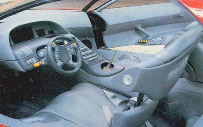 Pontiac Banshee Concept 1988