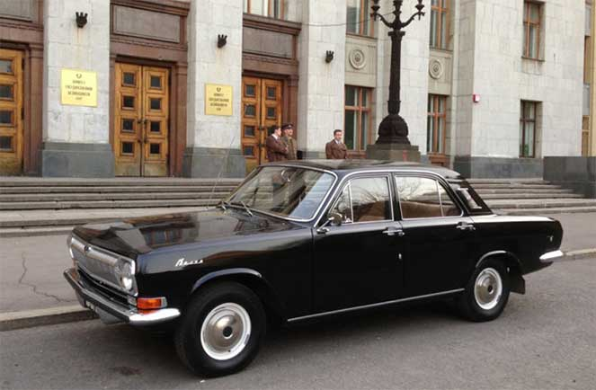 Пятерка секретных авто советских спецслужб