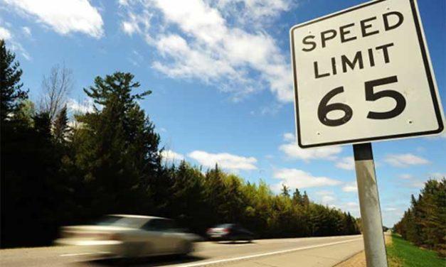 Ограничения по скорости в разных странах мира ?