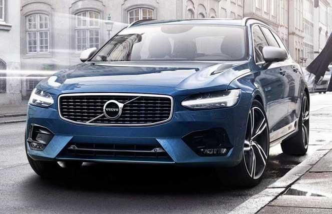 Volvo S90/V90