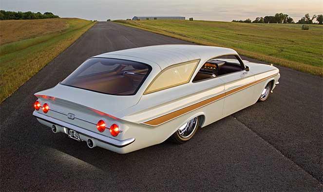 Сhevrolet Impala Bubbletop - шедевр, который невозможно обойти вниманием