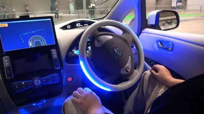 Почему современным детям уже не придется водить автомобили ?