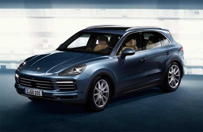 Новый Porsche Cayenne 2019 полностью рассекречен