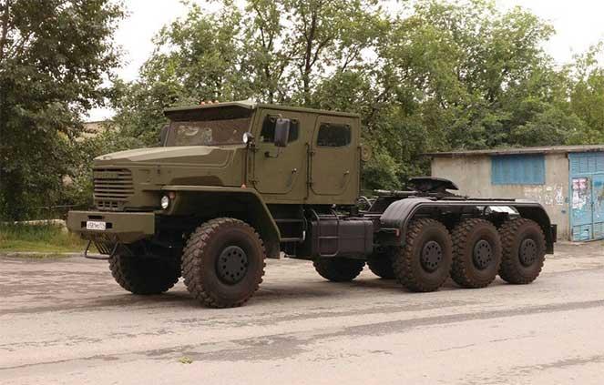 «Урал» модели 6308