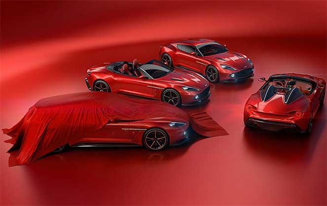 Aston Martin и Zagato сделали трехдверный универсал