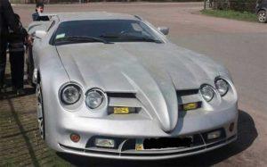 «Валентина» - уникальный украинский суперкар