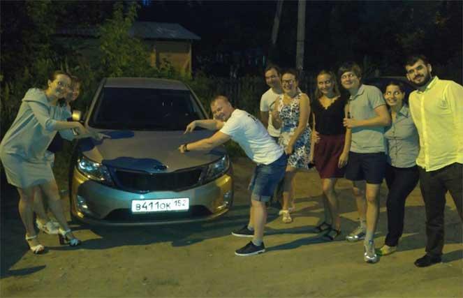Нижегородским энтузиастам потребовалось всего 20 минут, чтобы найти угнанный автомобиль