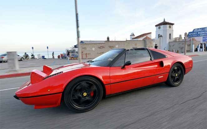 Убитая Ferrari 308 GTB получила вторую жизнь