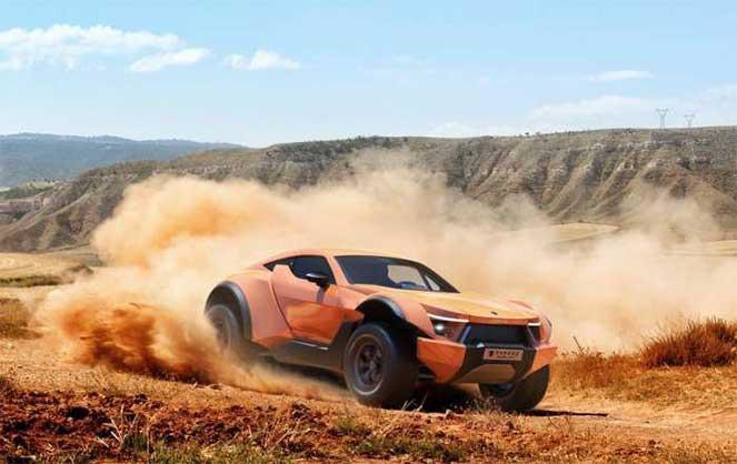 Zarooq Motors намерен выйти на большой рынок