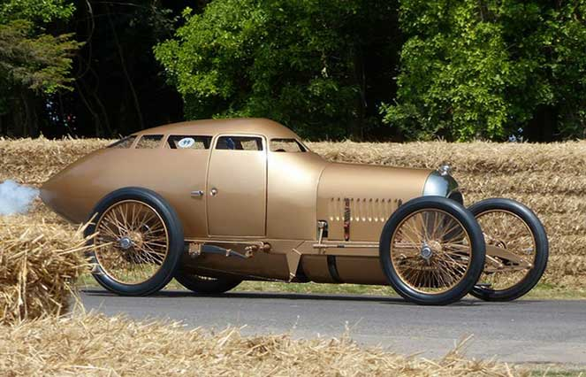 «Золотая субмарина»: легендарное авто, опередившее свое время
