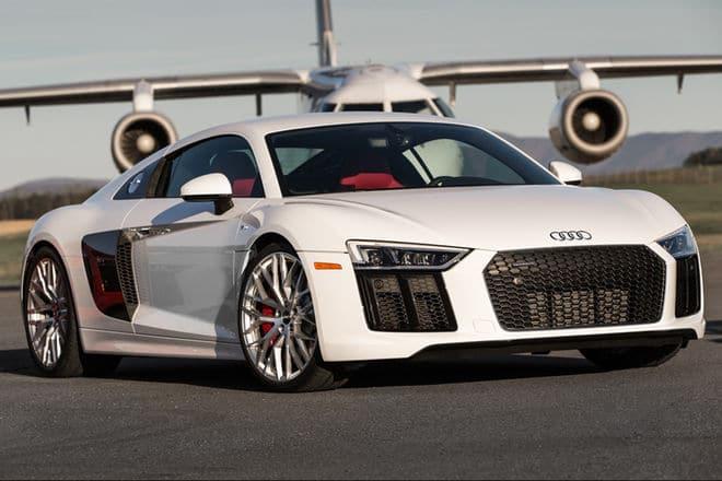 Очередной Франкфуртский сюрприз: заднеприводный R8 от Audi