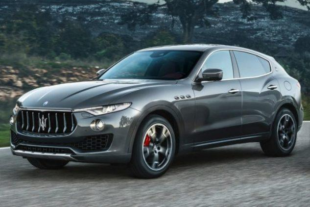 Новый кроссовер от Maserati намерен обогнать аналог от Porsche