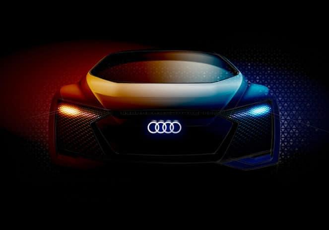 Audi представляет автомобили будущего