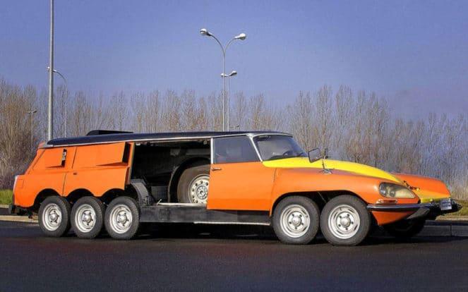 5 автомобилей, способных удивить любого тюнинг-мастера