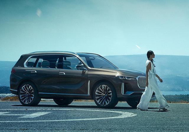 У BMW появится гигантский внедорожник