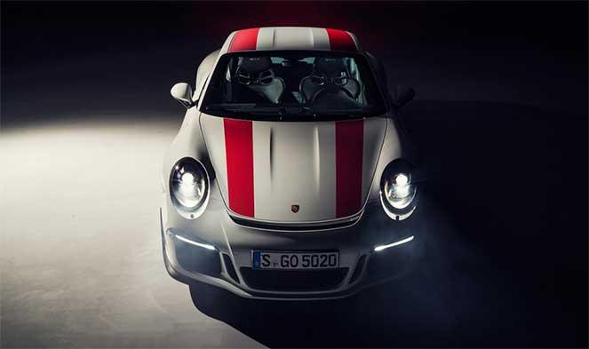 Porsche может выпустить новую версию 911 для простых парней