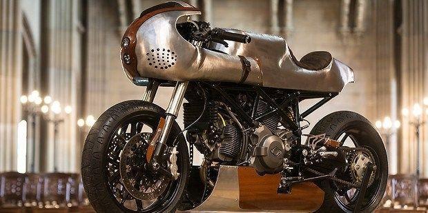 Новый Ducati