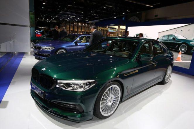 Новый BMW стал самым быстрым автомобилем в категории дизелей