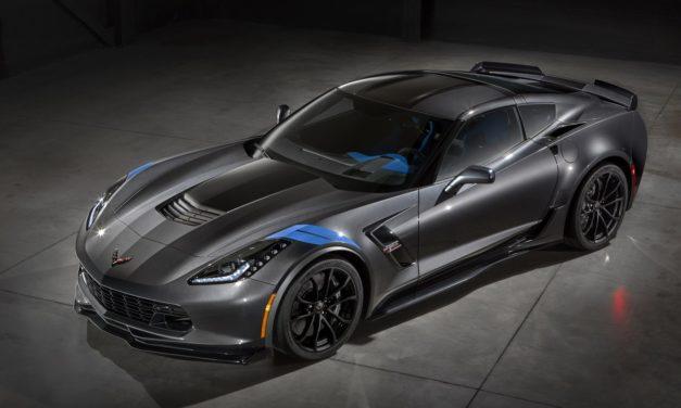 Chevrolet намерена наладить серийный выпуск суперкаров Corvette C8