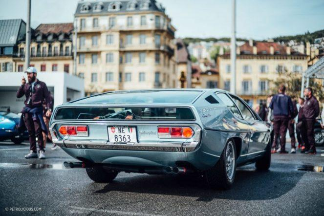 На конкурсе красоты Lamborghini победила 46-летняя модель