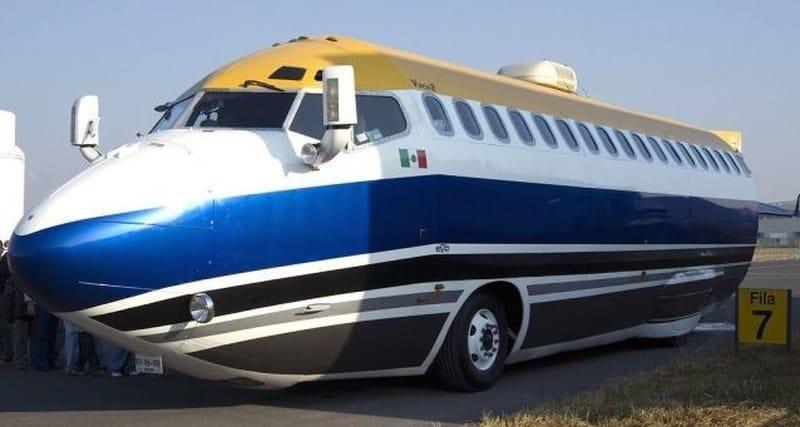 Мексиканский вариант лимузина