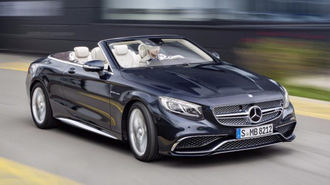 Brabus превратил кабриолет Mercedes в мощный спорткар