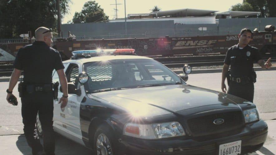 Полиция США решила избавиться от легендарного Ford Crown Victoria