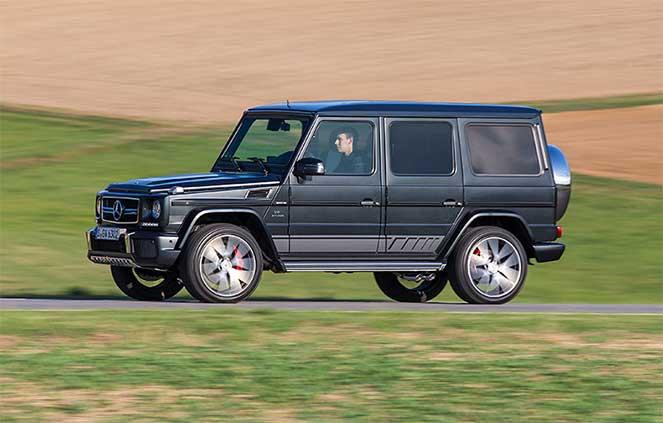 Mercedes-Benz G-Сlass
