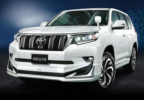 Тюнинг Land Cruiser Prado от Modellista