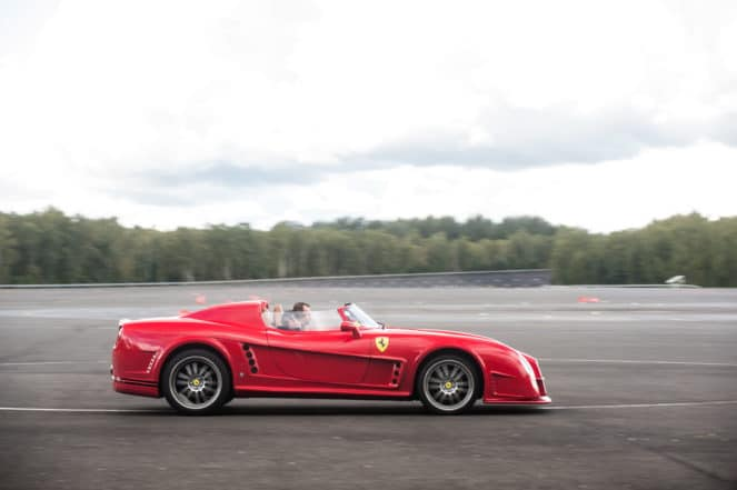 Уникальный Ferrari Chantil