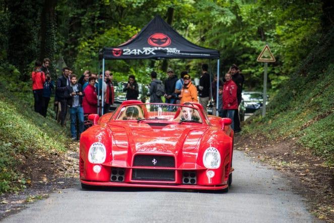 Ferrari показал авто-страшко