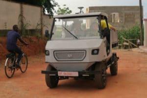 Автомобиль для жителей Африки