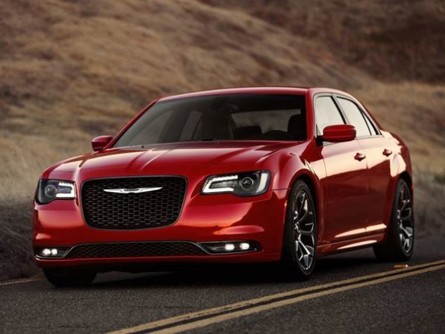 Новая агрессивная модель от Chrysler