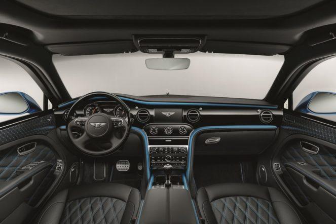 Новый Bentley Mulsanne впечатляет стильным дизайном