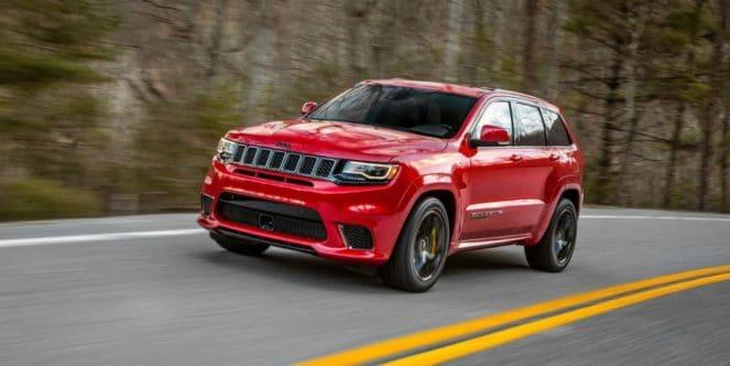 Новая супермощная тюнинг-версия Jeep
