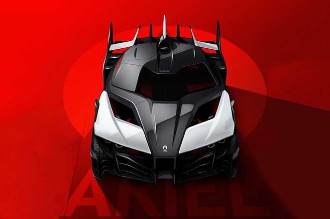 Компания Ariel Motors разрабатывает самый быстрый электромобиль в мире