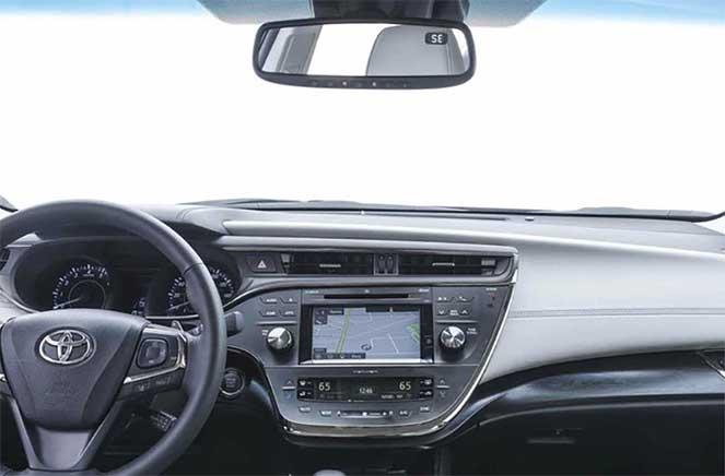 Автоматический контроль запотевания стекла в авто от Toyota