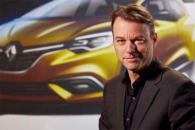 Renault – Лоренс ван ден Акер