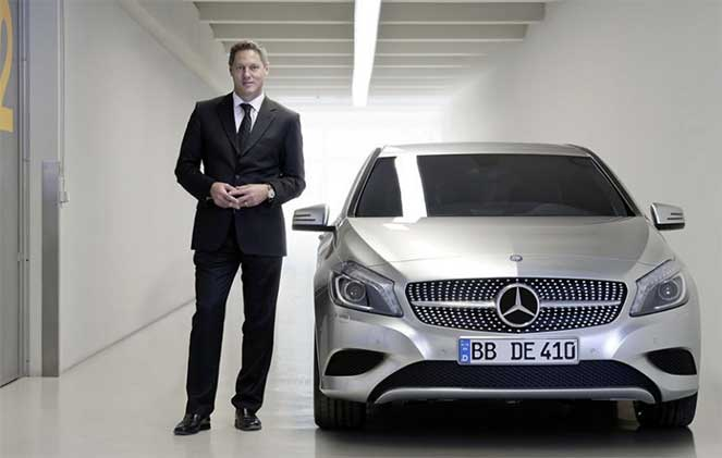 Mercedes-Benz – Горден Вагенер