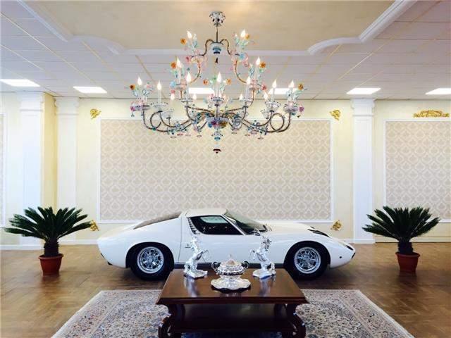Коллекционер решил продать редкий экземпляр Lamborghini
