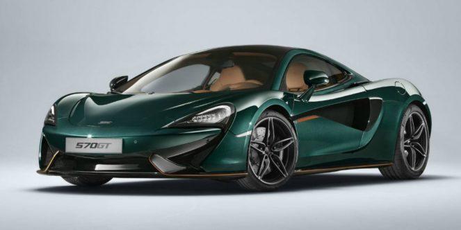 Таких McLaren будет только 6 во всем мире