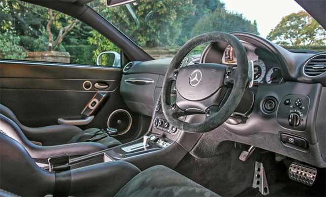 Mercedes-Benz CLK – замечательное гоночное авто заводской сборки