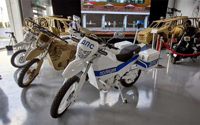 Презентация мотоциклов