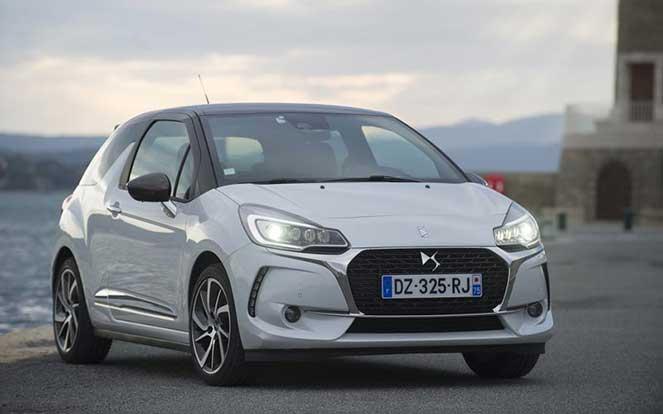 Нестандартная опция от премиального подразделения PSA Peugeot Citroen для хэтчбека DS3