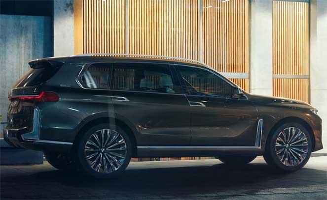 Просочилась информация о новом концепте BMW