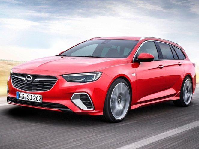 Сможет ли Opel удивить новым спортуниверсалом
